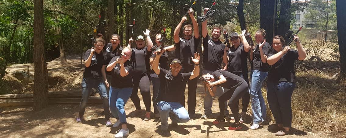 Team Build in Sandton