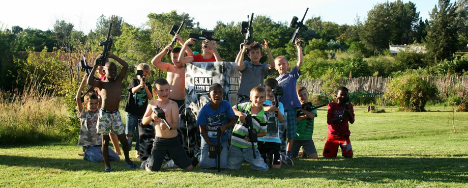 Fourways - Johannesburg - Kids Parties