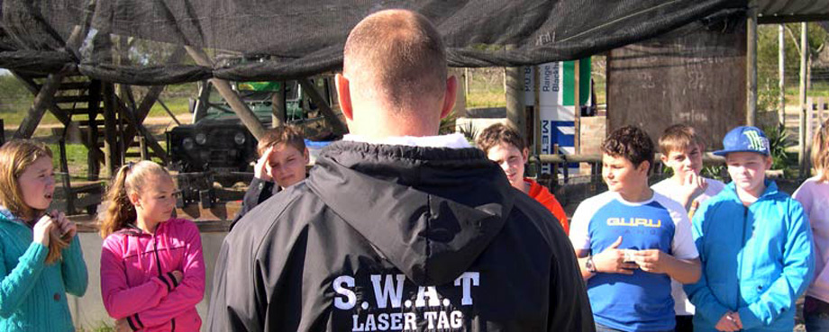 Laser Tag Cape Town