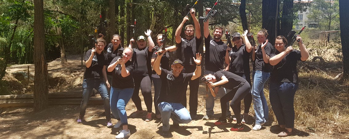 Corporate Team Building Laser Tag Sandton